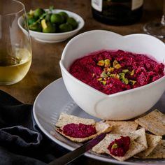 Dips are a great way to get over vegetable phobias. I think in a way they are less threatening than the vegetable, whole. That isf vegetables could be considered threatening,And when you add a fragrant mix of spices, a dollop of yoghurt and roasted garlic to the mix you have a beautiful and addictive dip...