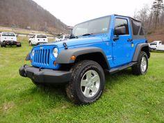 1J4AA2D10BL544638 - NEW! - 2011 Jeep Wrangler Sport - $30,305 - 304-369-2411