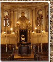Gran Sinagoga de Buenos Aires.