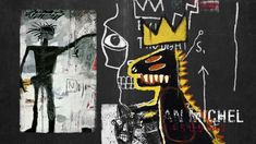 """This is """"Jean Michel Basquiat"""" by INDIVIDUAL on Vimeo, the home for high quality videos and the people who love them. Jean Michel Basquiat Art, World Festival, Motion Design, Motion Graphics, Live Action, Videos, Kpop, Illustration, Movie Posters"""
