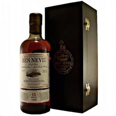 Ben Nevis 15 year old Single Sherry Cask