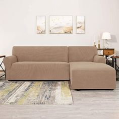 Looking for Bolee L-Shaped Jacquard Stretch Box Cushion Sofa Slipcover Winston Porter ? Check out our picks for the Bolee L-Shaped Jacquard Stretch Box Cushion Sofa Slipcover Winston Porter from the popular stores - all in one. Orange Bedding, L Shaped Sofa, Box Cushion, Furniture Covers, Furniture Sale, Solid Wood Dining Table, Couch Covers, Coffee Table With Storage, Cushions On Sofa
