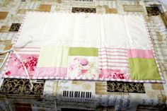 Quilted Scissor Roll~Notions Bag~Craft Caddy by TheCottonShoppe, $38.00