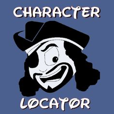 Disney World Character Locator- Kenny the Pirate is THE expert when it comes to knowing where the characters are in the parks.