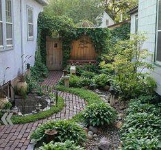 Japanse Tuinen Kleine Ruimtes And Tuinen On Pinterest