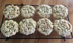 - Trudels glutenfreies Kochbuch - Rhabarber-Puddingtaler mit Mandelstreuseln - glutenfreie, laktosefreie und vegetarische Rezepte für Brot, Kuchen und mehr!
