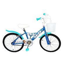 Frozen - Bicicleta 20 Polegadas