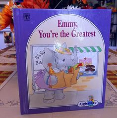 Emmy You're The Greatest by Ruth L Perle An by TheLazyBeeBookstore, $2.99