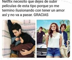 Funny Spanish Memes, Funny Relatable Memes, Funny Messages, Love Messages, Lara Jean, Keep Calm Quotes, Top Memes, Cute Couples Goals, Netflix