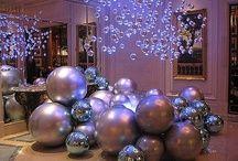 Snowman Bottle Brush Tree Aqua & Pink Christmas Dream Sweet Sugared Bells - Google Search