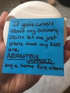 Take Down The Fire Alarms - Parenting Tip #302 - A Message With A Bottle