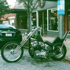 Chopper #motorcycles