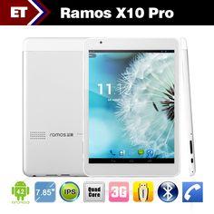 "This looks good !          Ramos X10/X10 Pro mini pad Tablet PC 7.85"" IPS Screen Actions 1GB RAM 16GB Dual Camera 5.0MP WIFI HDMI 3G Support $145.99 - 206.99"