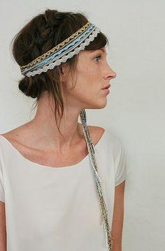pretty pretty hair jewelry