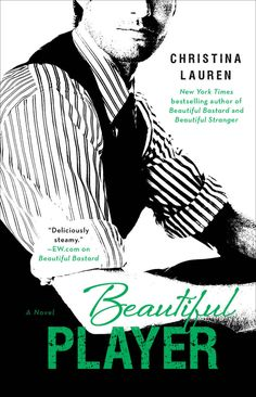 Beautiful Player by Christina and Lauren. By far my favorite book in the beautiful bastard series. It's so real and unbelievably funny. Hanna is quirky and smart and awkward. While will is hot down to earth and freakin hilarious. Love this book so much I can't imagine finishing it. Highly highly recommended.