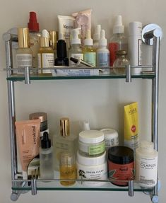 Beauty Care, Beauty Skin, Bathroom Organisation, Home Room Design, Shelfie, Makeup Collection, Skin Makeup, Take Care Of Yourself, Self Care