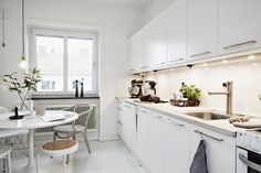 my scandinavian home: The beautiful apartment of a Swedish interior designer