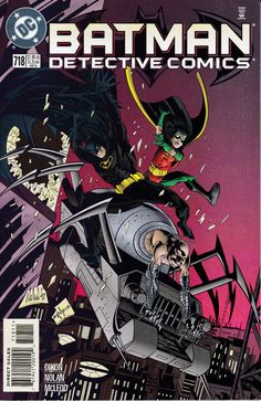 Detective Comics 718   February Issue  DC Comics  by ViewObscura