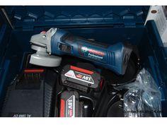 Szlifierka kątowa bosch GW akumulatorowa Gw, Nerf, Home Appliances, House Appliances, Appliances