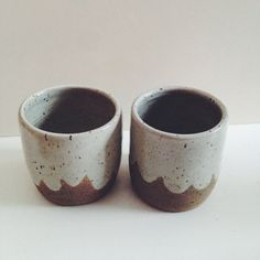 Hey, I found this really awesome Etsy listing at https://www.etsy.com/listing/186183373/pair-of-white-ceramic-cloud-cups-wheel