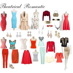 Theatrical Romantic by ithinklikeme on Polyvore featuring Bettie Page, Boston Proper, Rosemunde, Elisabetta Franchi, Pins & Needles, City Chic, Relaxfeel, Just Cavalli, NYDJ and Jacques Vert