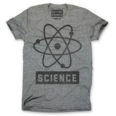 Science Tee Men's