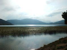 cloudy lake abant