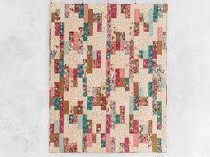 Pick Up Sticks Kit by Monique Dillard Featuring Rosemoor | Craftsy