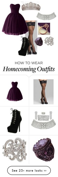 """""""preparacion"""" by emma-wil24 on Polyvore featuring Wolford, Bonnibel and Vintage"""