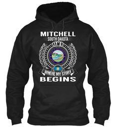 Mitchell, South Dakota - My Story Begins