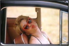 "Sue Lyons as ""Lolita"" by Bert Stern"