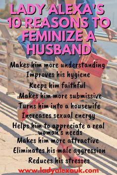 Female Led Marriage, Female Hygiene, Expensive Suits, Female Supremacy, Tg Captions, Better Life, Submissive, Crossdressers, Relationship Goals