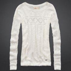 Girls Boneyard Beach Sweater