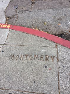 Montgomery and Union. Read the full post here: http://urbanhikersf.blogspot.com/2013/09/concrete-mixer-upper-sidewalk-mistakes.html