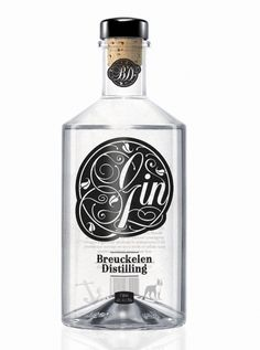 I don't drink Gin. I'd probably drink this Gin. Or just buy it to sit & look at the label design. Cool Packaging, Beverage Packaging, Bottle Packaging, Brand Packaging, Cheese Packaging, Design Packaging, Tequila, Vodka, Whisky