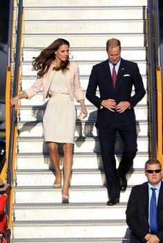 I think I need to own everything in Kate Middleton's closet. bluebanana28
