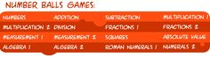 Fun Kids Online Math Games
