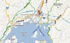 Japan: Sites and Culture - Map: Hiroshima Peace Memorial Museum