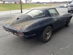 663 Best Abandoned Corvettes images in 2019 | Abandoned cars