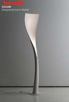 New Artemide Solium Floor Lamp by Karim Rashid