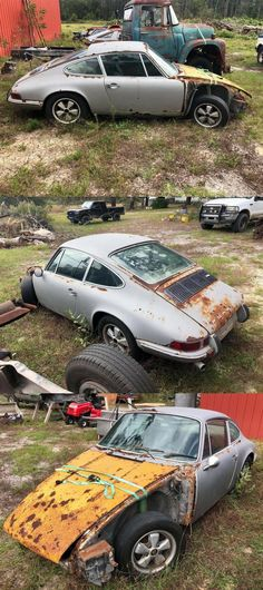 1969 Porsche 911T & 1965 Porsche 912 Project cars Project Cars For Sale, Porsche 912, Classic Cars, Engineering, Amp, Projects, Log Projects, Blue Prints, Mechanical Engineering