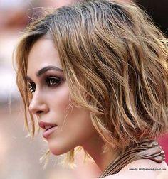 15  Loose Waves Short Hair | http://www.short-hairstyles.co/15-loose-waves-short-hair.html