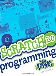 25 Resources To Teach Programming with Scratch | Scratch 2.0 Programming for Teens