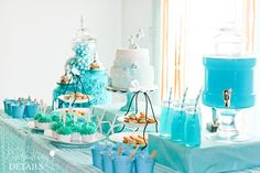 Mermaid Birthday Party and printables by Enchanting Details | Everyday Enchanting