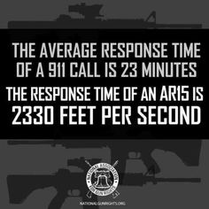 Become one of the few Gun Rights and I hate cops<< Americans should arm themselves, but the cops will be their for the pacifists. Hating cops does no good, but to deter people from wanting to keep you safe!