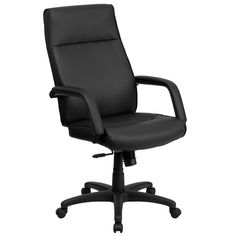 sealy santana fabric executive chair, gray | office/meditation