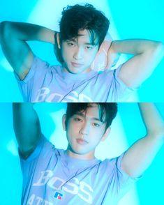 Park Jin Young, Got7 Jinyoung, Forever Love, My Passion, Boyfriend Material, Cute Guys, Beautiful Men, Sexy Men, Eye Candy