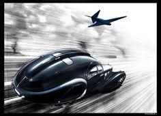 Bugatti Model 100 Racer