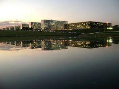 "Esplanada dos Ministérios - Brasilia Brasil .................... #GlobeTripper® | https://www.globe-tripper.com | ""Home-made Hospitality"" | http://globe-tripper.tumblr.com/"