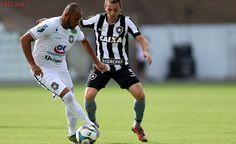 Com brilho de Montillo e gols de Pimpão, Botafogo vence o Rio Branco no Kleber Andrade